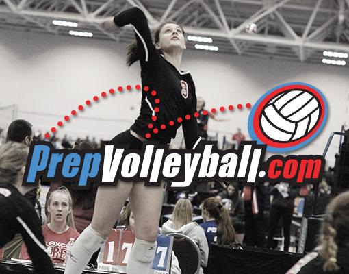 prepvolleyball logo