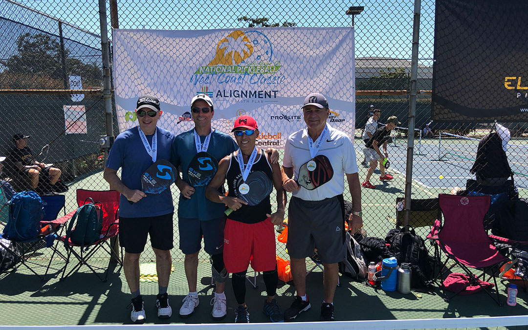Advanced Sports Media Group Secures Pickleball Event Sponsorships